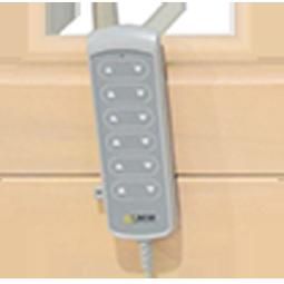 telecomando per letto elettrico