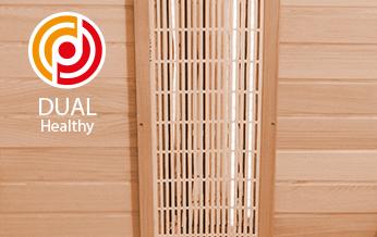 emettitori per sauna infrarossi