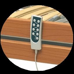 telecomando del letto bariatrico elettrico