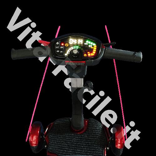 Indicatori di direzione laser
