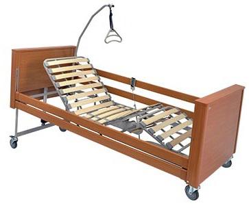 letto elettrico in legno Banjo Deluxe