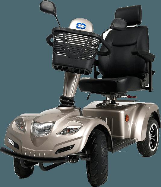 veicolo elettrico per disabili Carpo