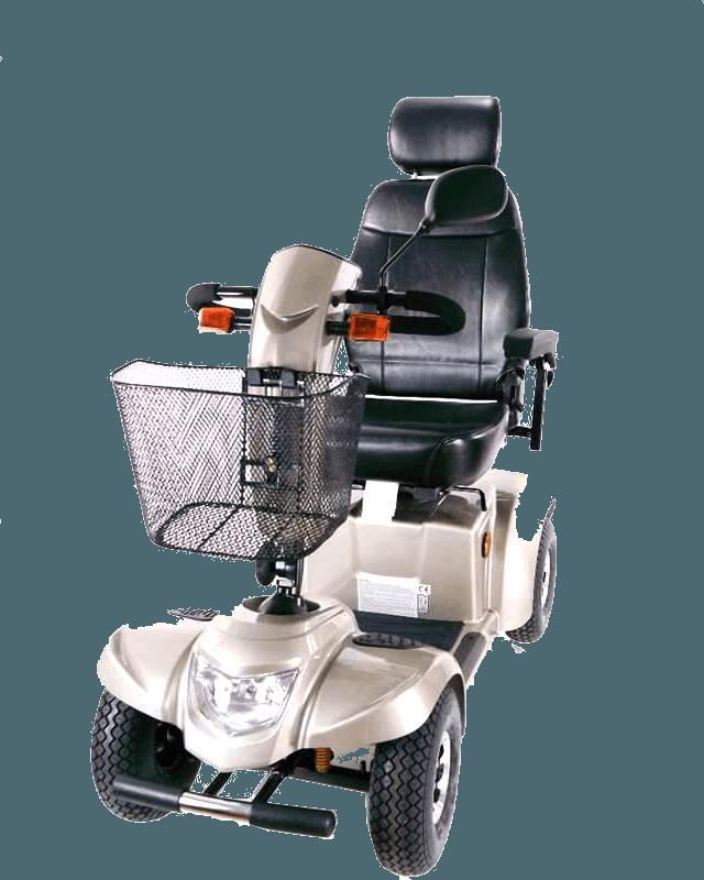 scooter elettrico per anziani Ceres Deluxe