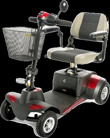 scooter elettrico smontabile per anziani
