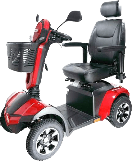 scooter elettrico anziani