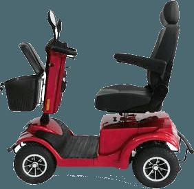 scooter elettrico disabili