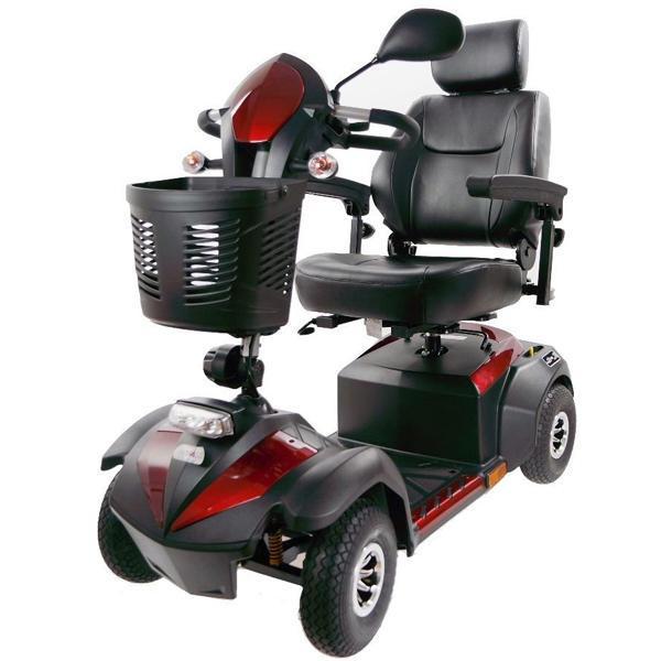 scooter elettrico per disabili e per anziani