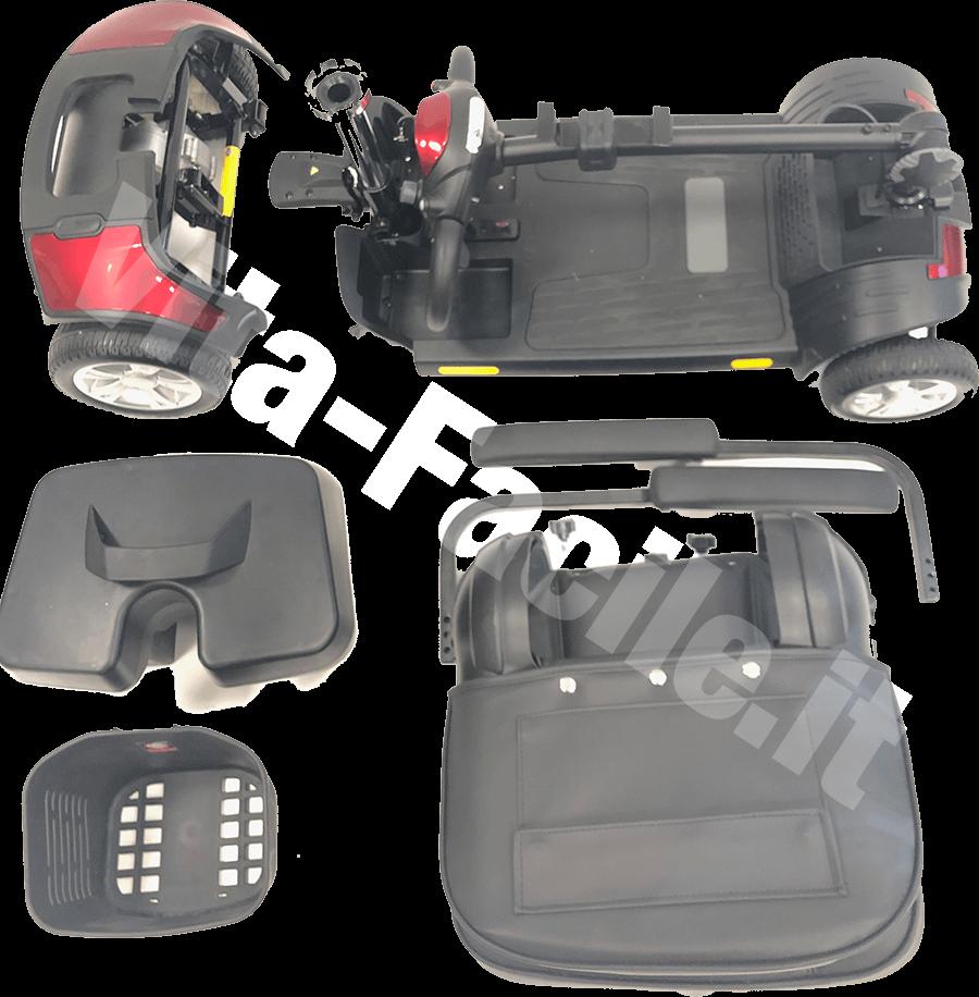 scooter elettrico Kometz Pix