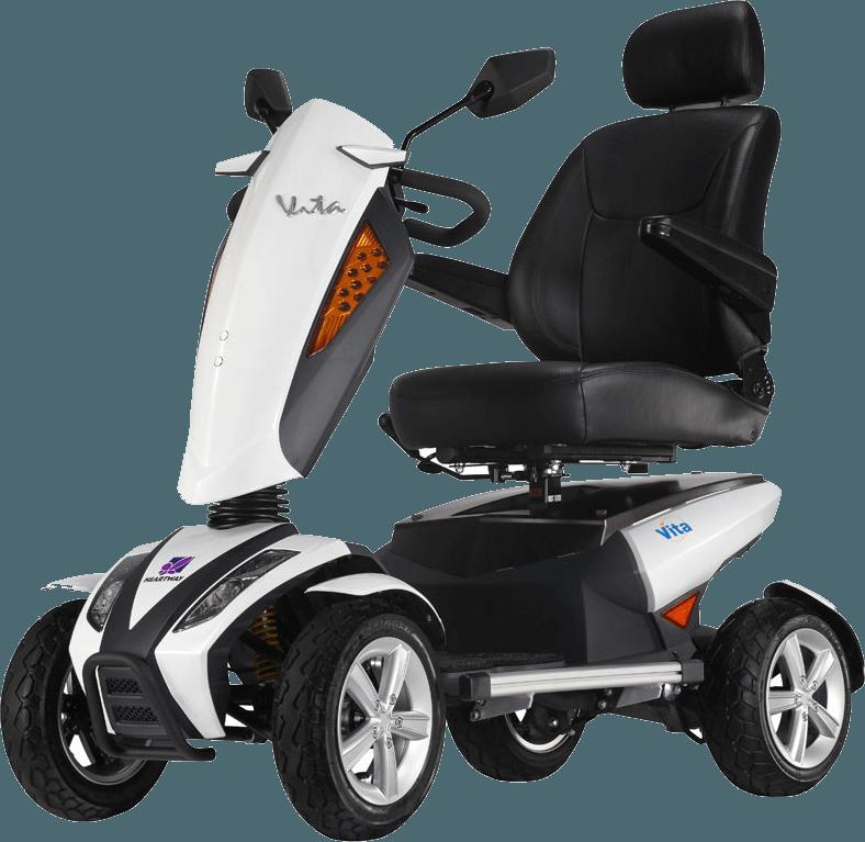 scooter elettrico per disabili e anziani vita s12