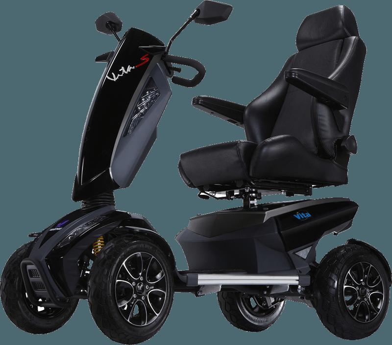 scooter 4 ruote per anziani S12 Sport