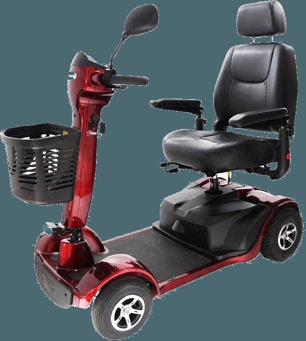 motorino elettrico per disabili