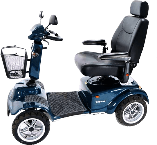 scooter senza patente Titan