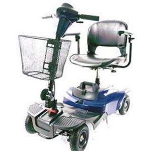 scooter elettrici per disabili e anziani di dimensioni compatte