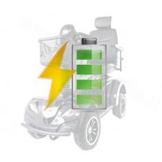 Kit Completo Batterie di Ricambio per Scooter Elettrici modelli: Carpo XD - sport, Titan.