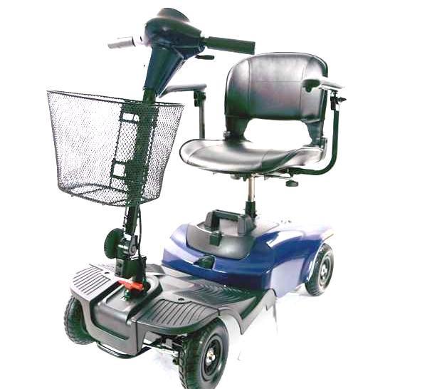 Scooter elettrico per disabili smontabile Antares 4
