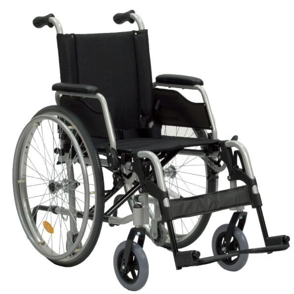 sedia a rotelle leggera doppia crociera pel vita