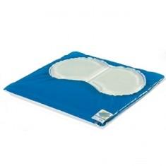 Cuscino antidecubito Duogel con doppia portanza, P311C, 218€
