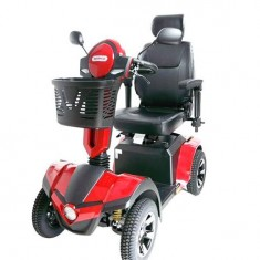 Scooter elettrico 4 ruote per anziani o disabili modello Wimed Lynx