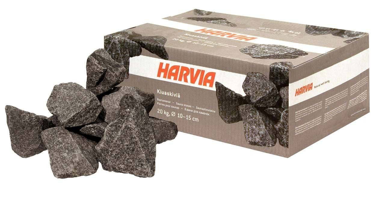 Pietre laviche 20 KG diametro 10/15 CM per stufa Harvia, Pietre laviche diametro 10/15 CM, 59 €