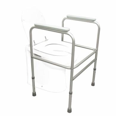 Telaio rimovibile stabilizzante per WC , Liddy, 59 €