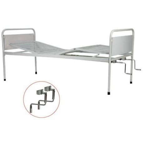 Letto Ospedaliero Manuale Termigea L3 con 2 Snodi (Manovelle), termigea_l3, 269 €