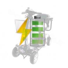 Kit Batterie di Ricambio per Scooter Elettrico Vermeiren Venus e Kometa Sirio o Liberty