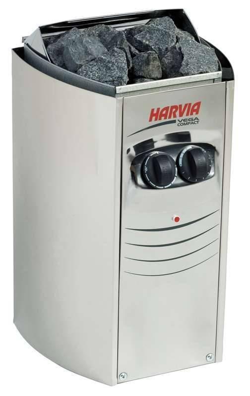 Stufa per sauna finlandese Harvia Compact 3.5 KW , Vega Compact 3.5 KW , 299 €