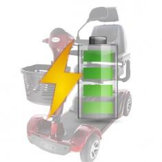 Kit Batterie di Ricambio per Scooter Kometa Scudo
