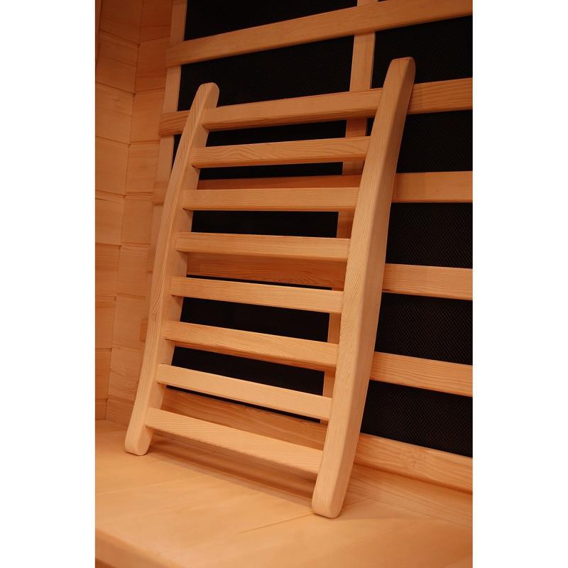Schienale comfort per Sauna Infrarossi o Finlandese, SN-SA006 , 69 €