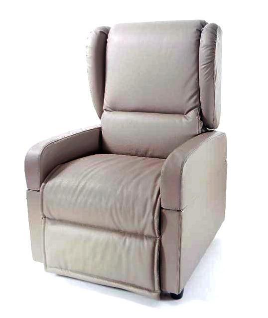 Poltrona ortopedica elettrica e reclinabile elisabetta for Poltrone elevabili