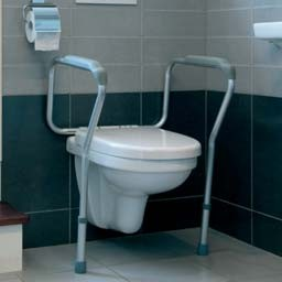 Rialzo per water disabili e anziani liddy - Rialzo per bagno ...
