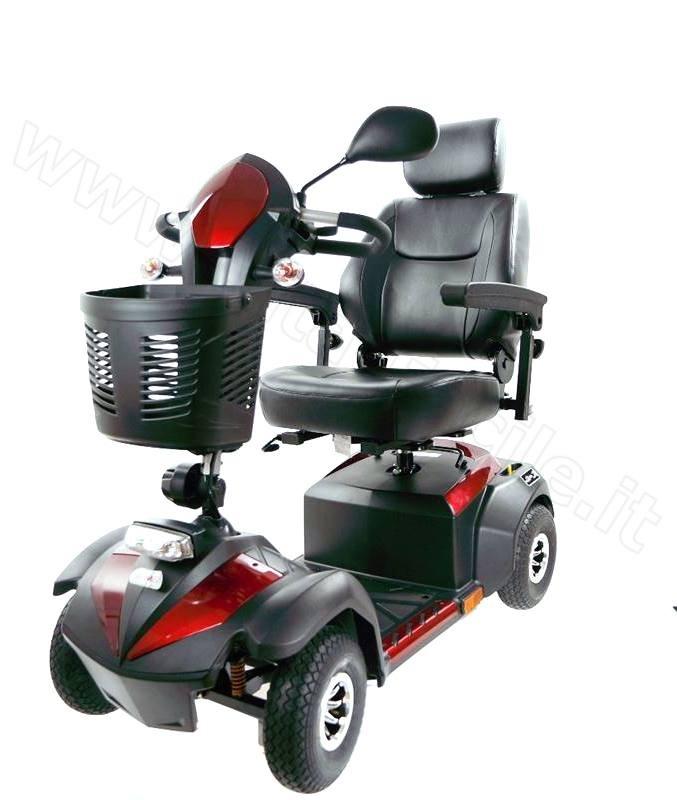 scooter elettrico per disabili compatto Martin