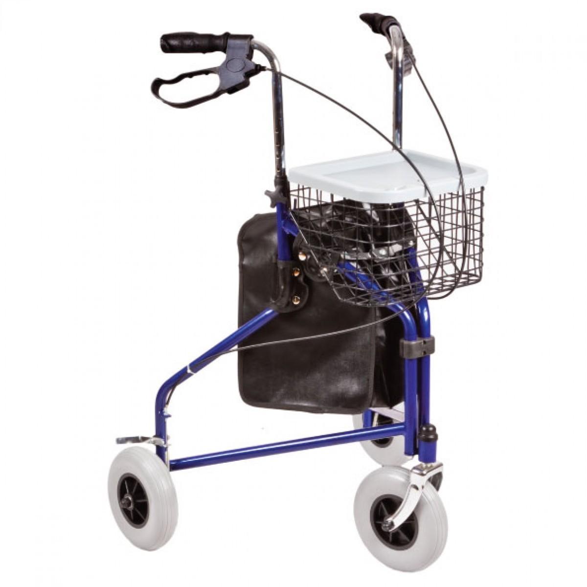 ro11 con 3 ruote e cestino
