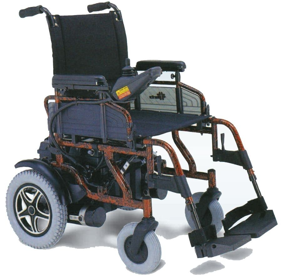 Carrozzina elettrica per disabili Mediland Indoor