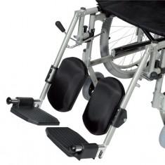 Pedane elevabili per carrozzina disabili leggera autospinta