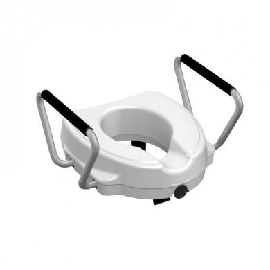 Rialzo WC con vite centrale e braccioli, 24450010, 69 €