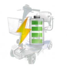 batterie di ricambio per scooter elettrici per disabili Vermeiren Antares 4 Venus 3 Venus 4 e Wimed Jerry