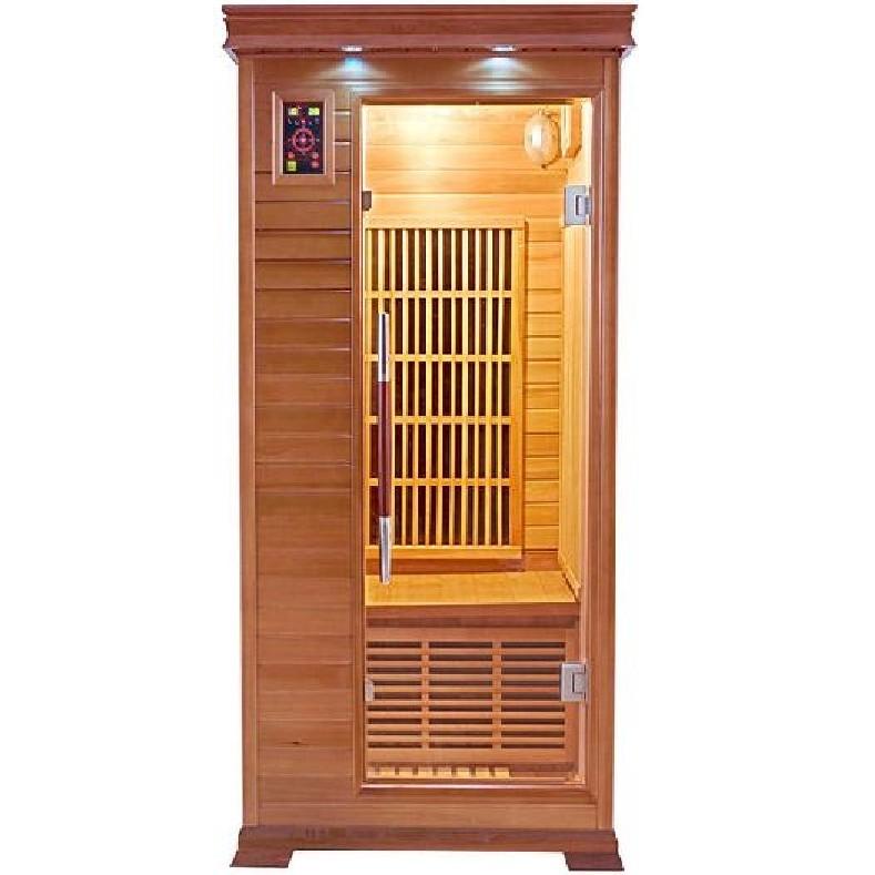 Sauna infrarossi 1 posto