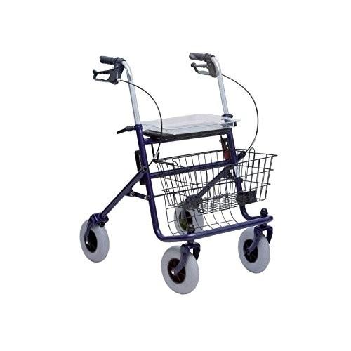 Deambulatore da passeggio a 4 ruote Termigea RO6