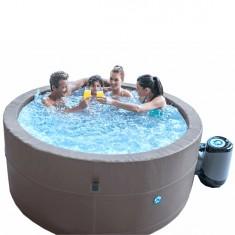 Vasca idromassaggio Semirigida Portatile Premium