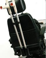 porta bastone o stampella per scooter elettrici per disabili