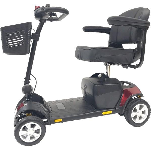 Scooter Per Anziani Elettrico Smontabile con Ammortizzatori Pix, 0638097028999, 1.790 €
