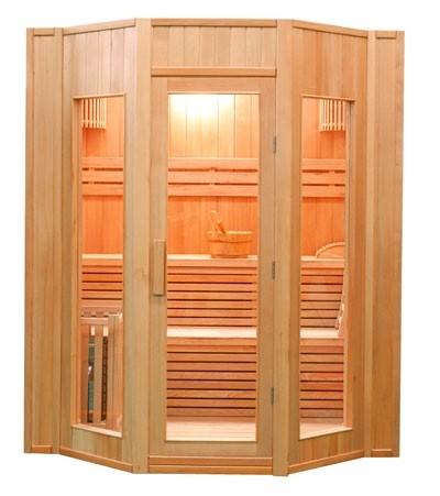 Sauna Finlandese con stufa Harvia Ten 4 posti 174 x 198 x 200, SN-ZEN-3C, 3.799 €