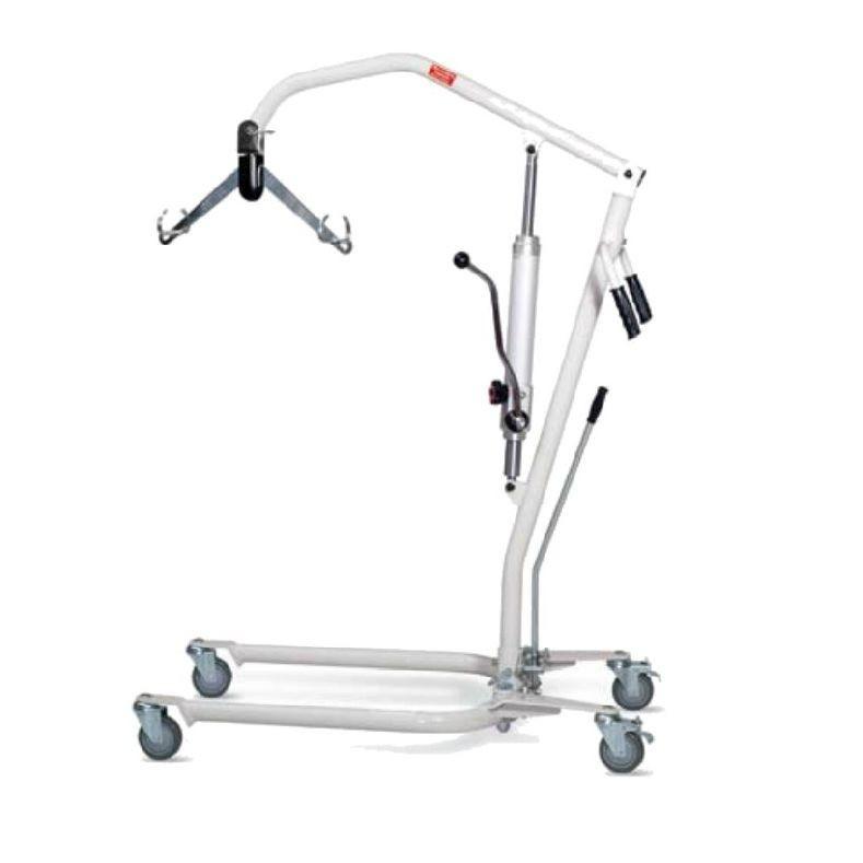 sollevatore manuale idraulico per disabili Wimed Safelife