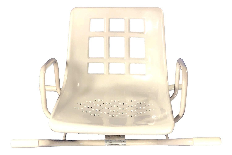 Sedia girevole per vasca a 360°, 15501020A, 133 €
