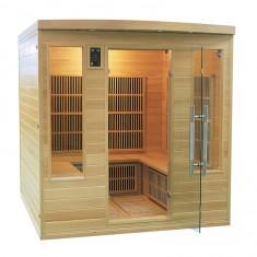 Sauna a infrarossi Timo Club 185 x 185 , APOLLON4S, 3.899 €