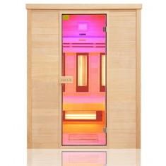 Sauna ad infrarossi 3 posti con emettitori Quarzo e Magnesio Wave , Holl's Multiwave 3 posti , 2.950 €