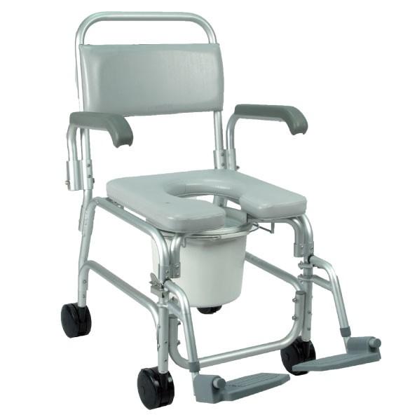 Sedia comoda per WC e doccia da transito SE2 , SE2, 220€
