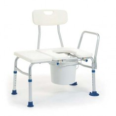 seggiolino di trasferimento per disabili per vasca da bagno