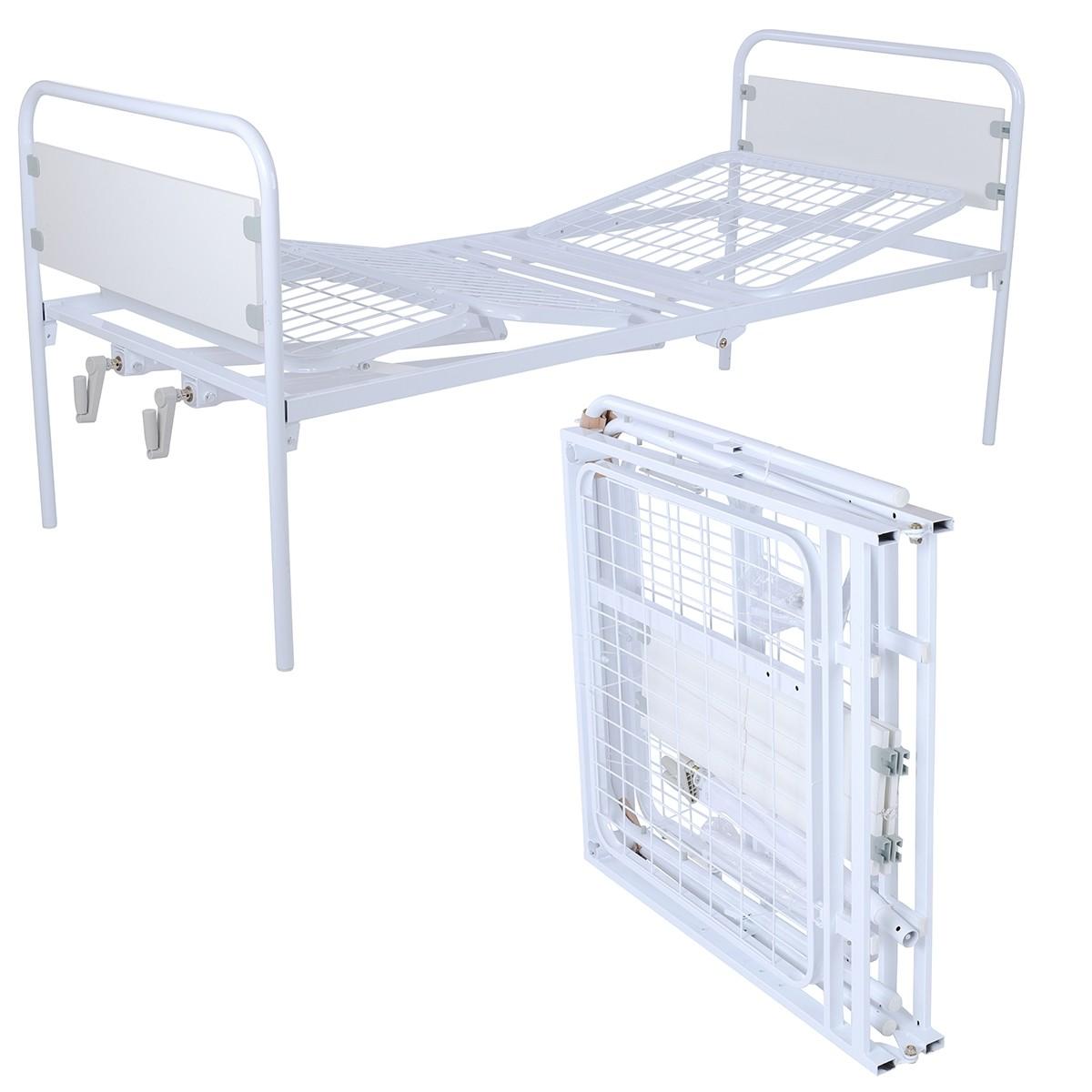 Letto Ospedaliero Manuale con 2 movimenti pieghevole, termigea_l3, 369 €